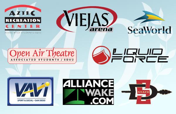 Logos of Donor Organizations