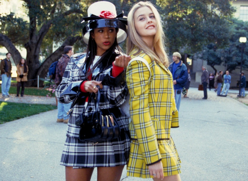 Nineties inspired costumes