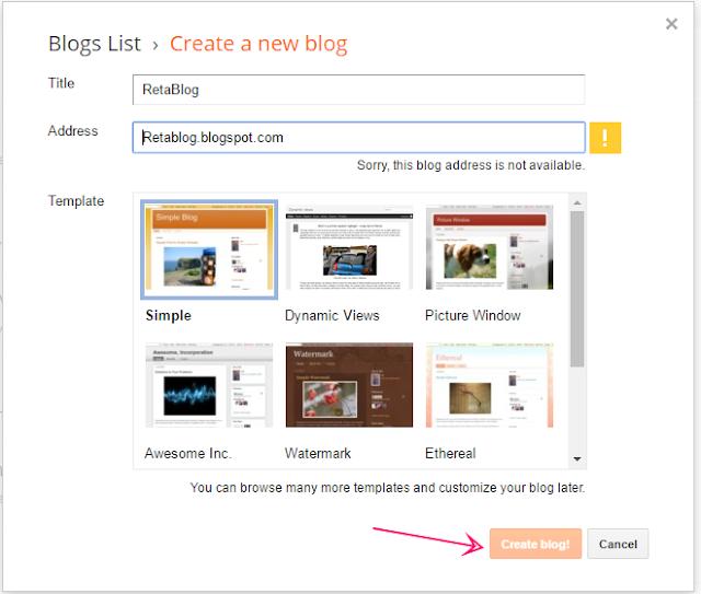 create-free-blog-on-blogspot