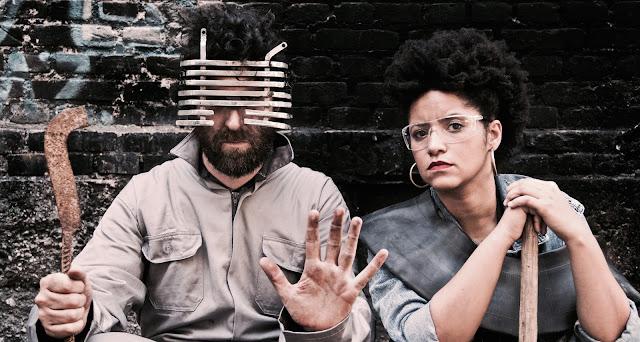 Craca e Dani Nega se apresentam no Festival BR 135