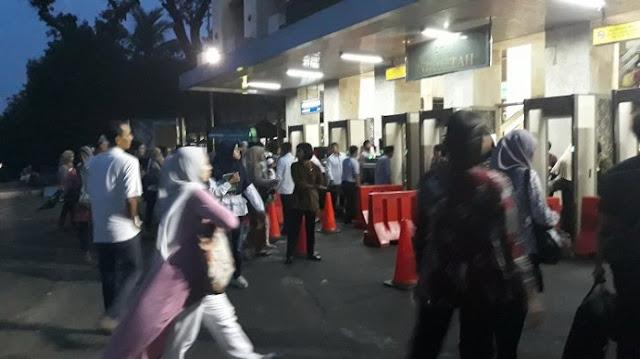 Jelang Kedatangan Presiden, Keamanan di Pintu Masuk Masjid Istiqlal Diperketat