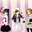 K-On, Anime Kegemaranku! | @ku H@nY@LaH In5@n B!@5a