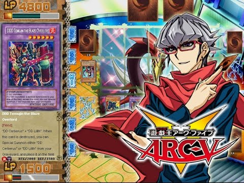 Yu-Gi-0h! ARC-V Power of Chaos - MOD
