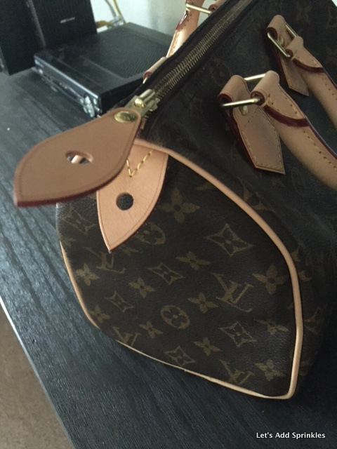Refurbished Louis Vuitton Speedy