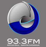 Rádio 93,3 FM de Rio do Sul SC