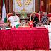 Nigerians are intellectually aggressive, ambitious, says Buhari in Morocco
