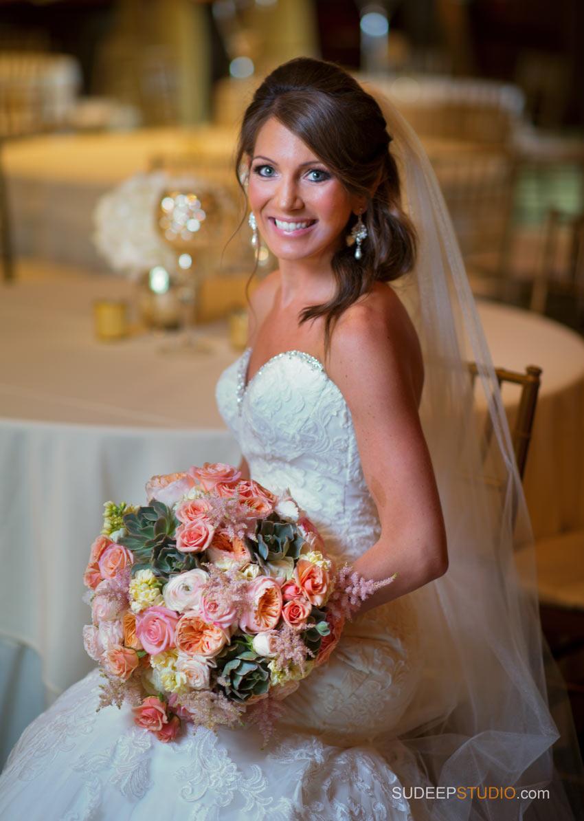 Best Bride Wedding Portraits - Ann Arbor Wedding Photographer Sudeep Studio