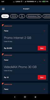 saya selaku admin ZeZeDroid mohon maaf kepada semua pengunjung blog ini yang tidak pernah  Cara Mendapatkan Kuota VideoMax Telkomsel 30GB Cuma Rp10