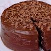 Hershey's Chocolate Cake with Cream Cheese Filling & Chocolate Cream Cheese Butter Cream