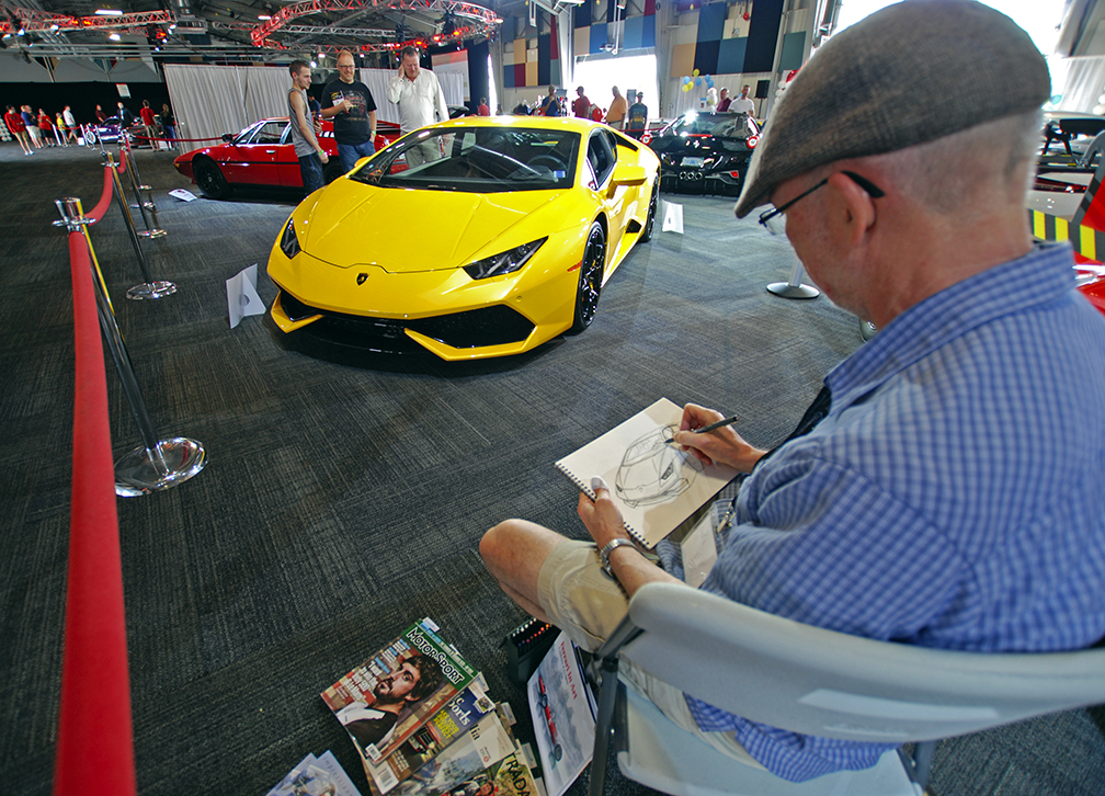 Automobiliartcom East Coast Exotic Car Show - East coast car shows