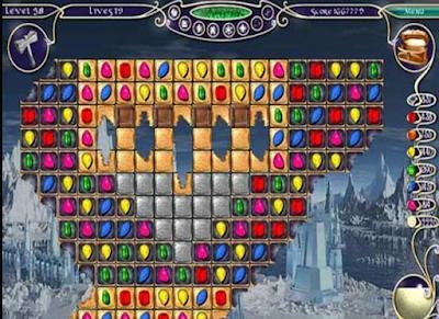 寶石神話2(Jewel Match 2),華麗好玩的經典消除遊戲!