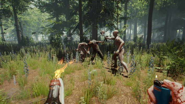 The Forest minimum Sistem Gereksinimleri
