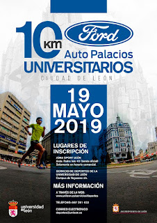 10 Kms Universitarios Leon