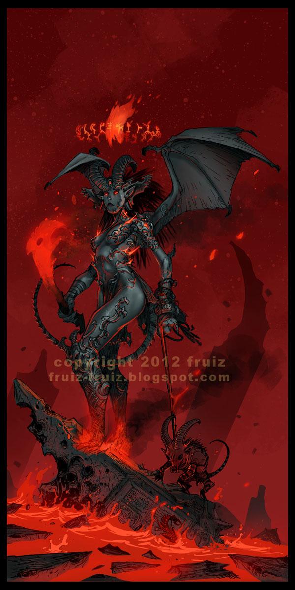 Overthrow! the demon queen