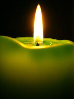 candela verde