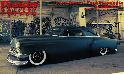 Five7: Just a few Of Jesse James Cars
