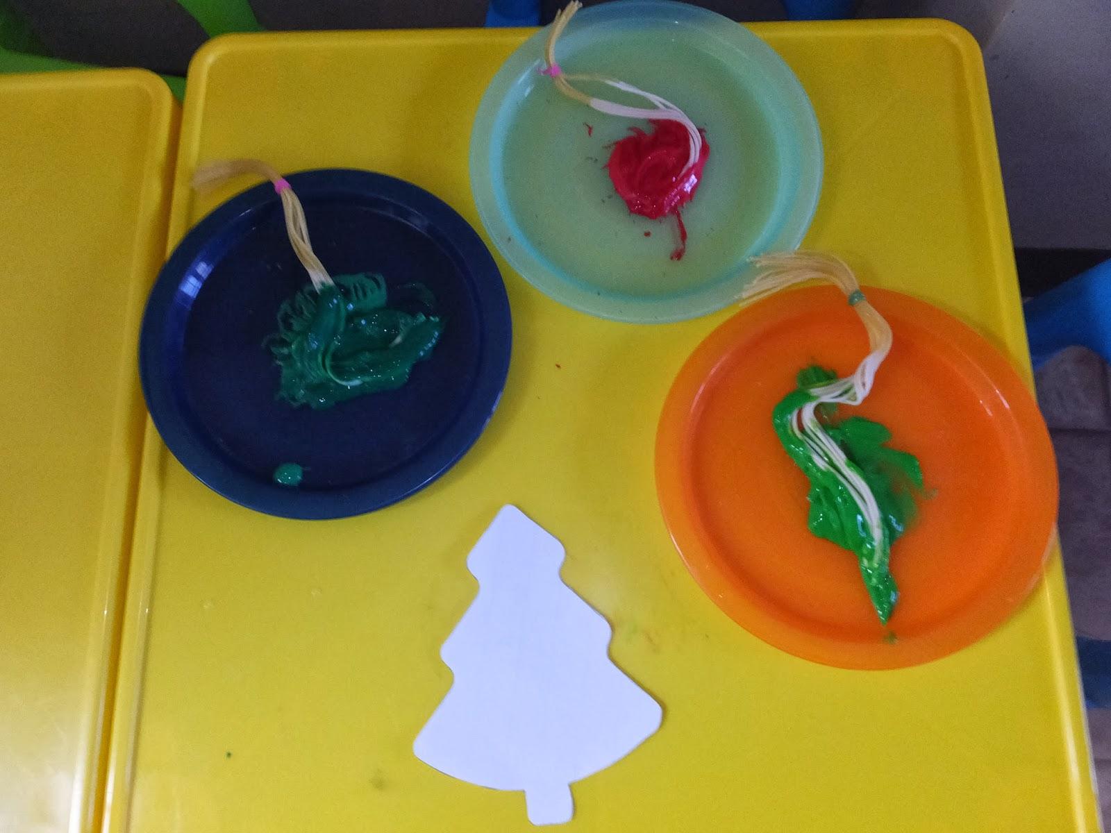 Kidspert Spaghetti Paint Brushes