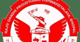 RGPV Semester examination result 2017 - Main Result