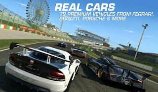 Real Racing 3 Apk free download