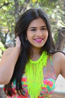 Telugu Actress Prasanna Stills in Short Dress at Inkenti Nuvve Cheppu Press Meet Stills  0014.JPG