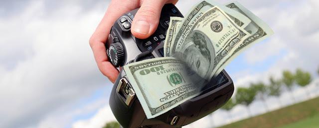 Menjual Foto di Internet