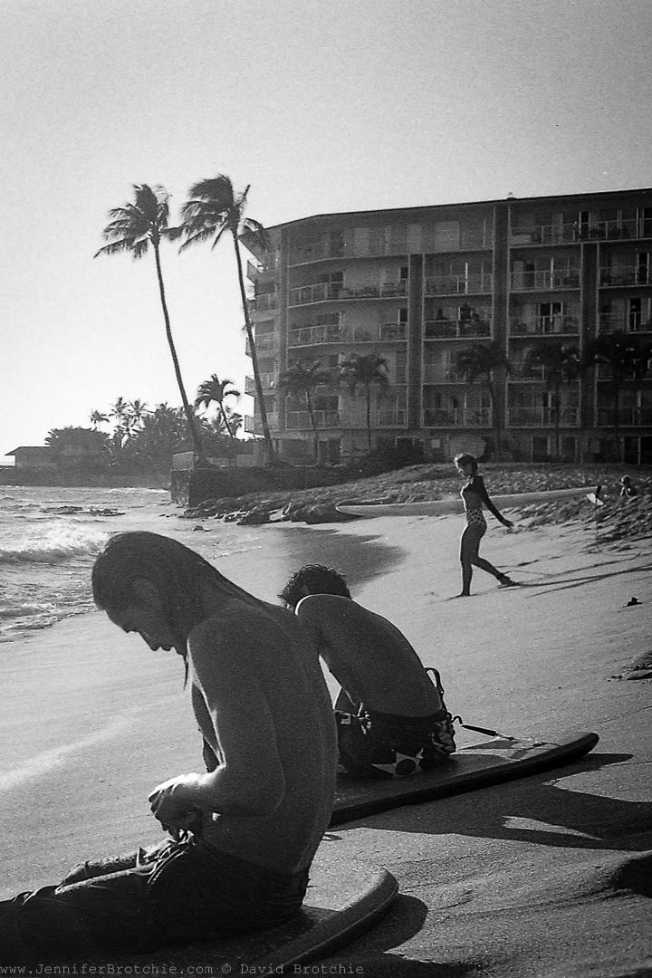 Oahu Film Photographer