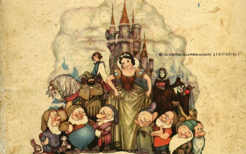 80 anni di Biancaneve e principesse Disney - Gli scrittori della porta accanto