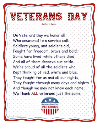 http://www.apples4theteacher.com/holidays/veterans-day/poems-rhymes/veterans-day.html
