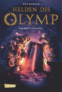 Helden des Olymp 4: Das Haus des Hades – Rick Riordan