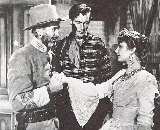 The Westerner 1940 movieloversreviews.filminspector.com Gary Cooper Walter Brennan Lillian Bond