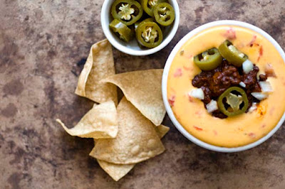 Chili parlor queso | Homesick Texan