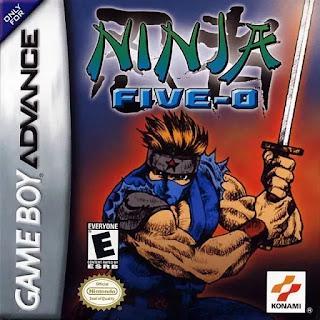 Ninja Five-0 ( BR ) [ GBA ]