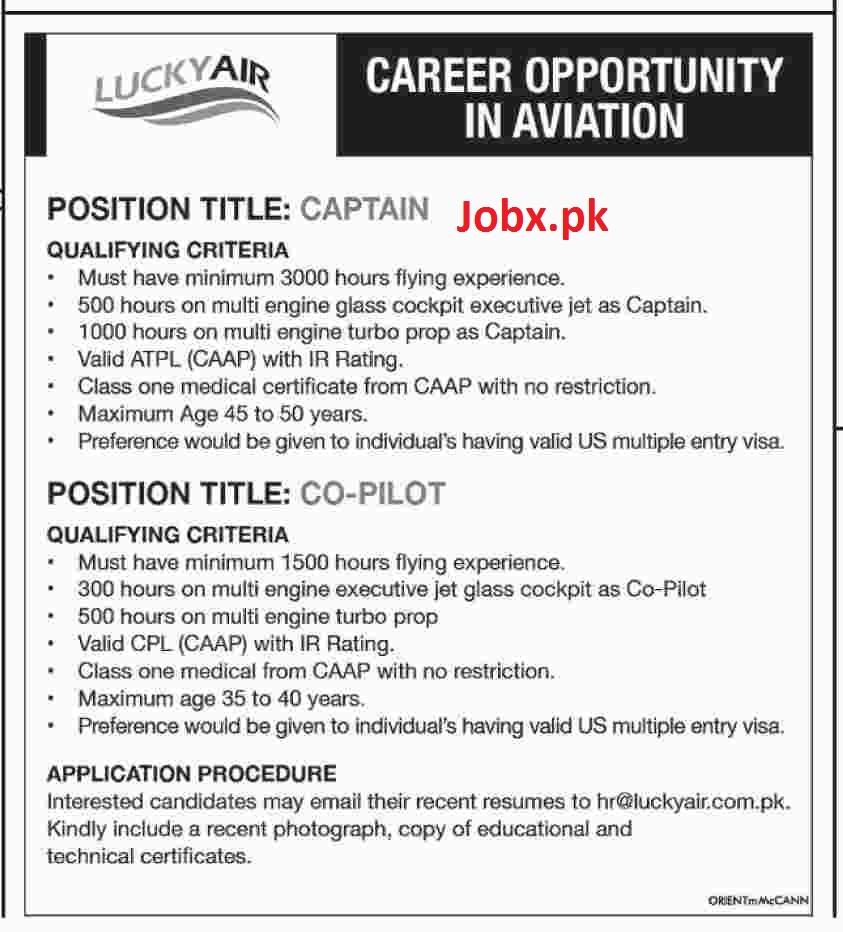 Pilot-jobs