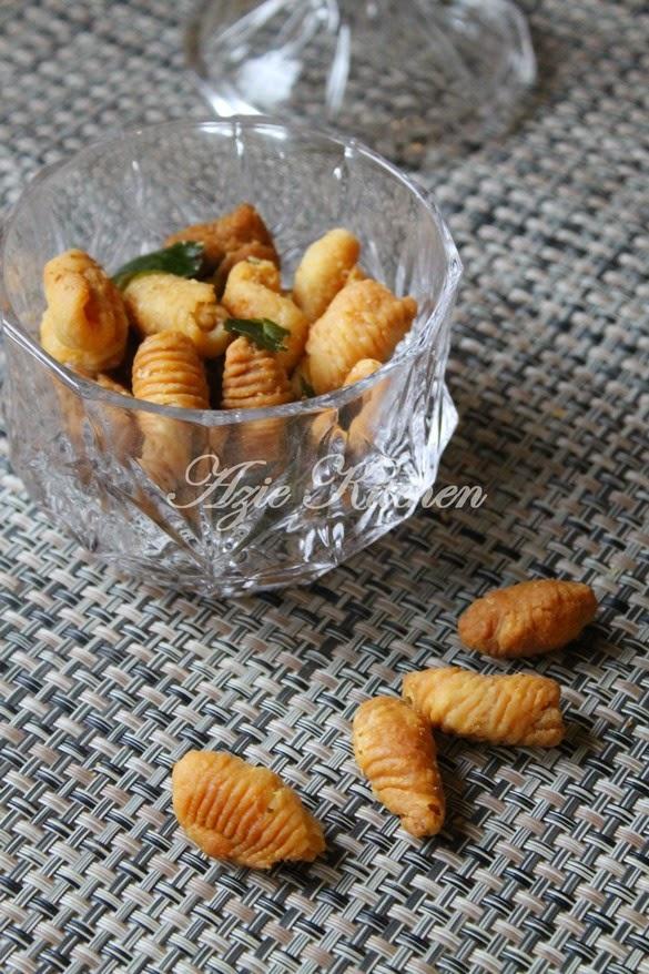 Jom Buat Kuih Siput By Azie Kitchen
