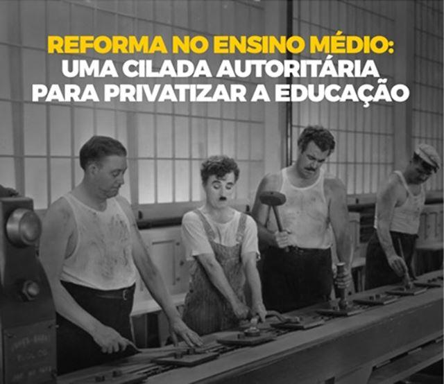 Artigo do deputado federal pelo Rio Grande do Sul, jornalista Paulo Pimenta sobre a medida provisória da Educação
