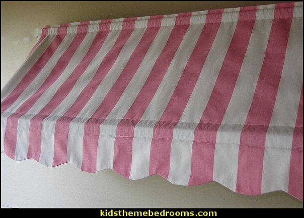 Custom Made Indoor Awning    paris bedroom - Paris themed bedroom ideas - Paris style decorating ideas - Paris themed bedding - Paris style Pink Poodles bedroom decorating -  French theme Paris apartment furniture - Paris bedroom decor - decor Paris style French Poodles - room decor french poodle - french decor bedrooms - Paris Postcard bedding - Paris themed teenage bedroom ideas - Paris eiffel tower decor - decorating ideas for paris themed bedrooms - Paris Inspired Nursery - Paris bedrooms - Poodles in Paris