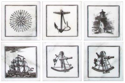 Maritime Accent tiles