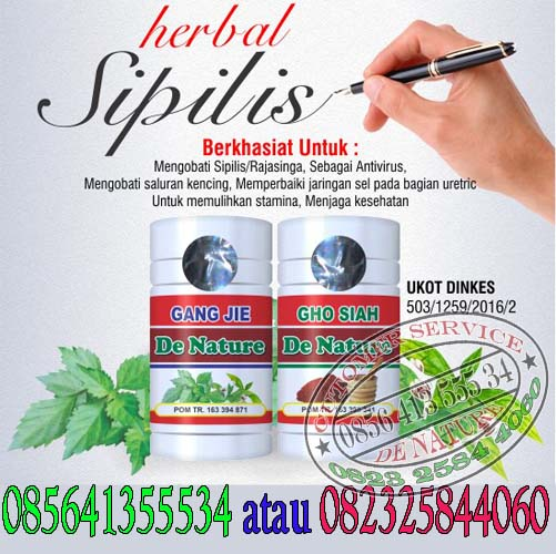 Jual Obat Herbal Sipilis