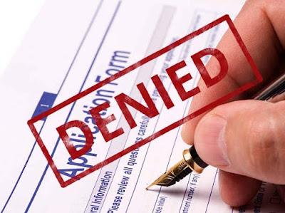 insurance-application-denied
