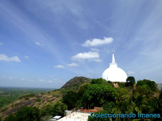 Mihintale, Sri Lanka.