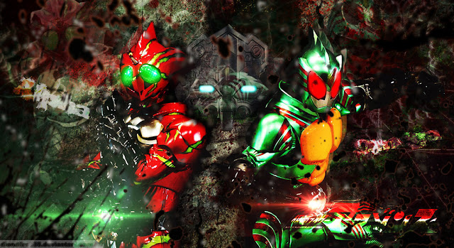 Kamen Rider Amazons 2016 Sub Indo