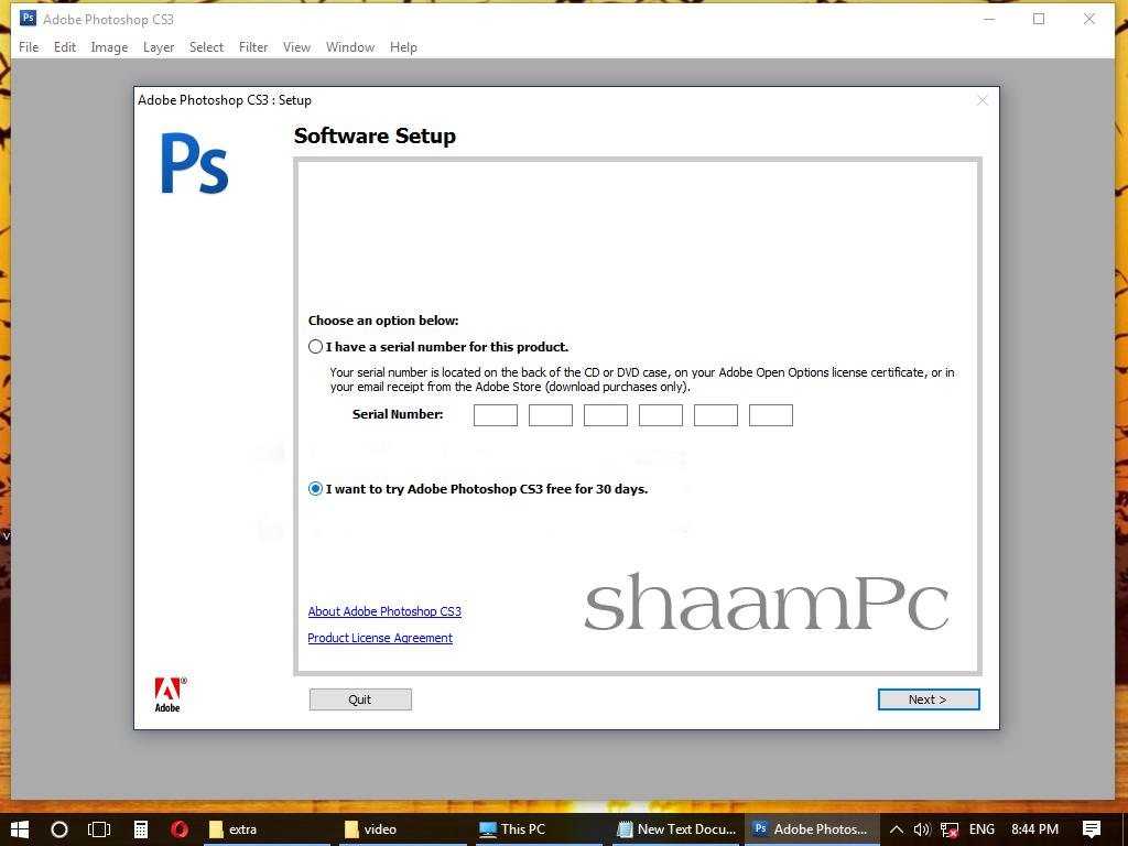Adobe photoshop shop cs3