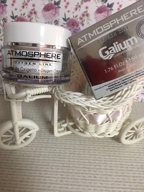 crema de oxigeno, galium cosmetica integra, cosmetica antiedad, cosmética, atmosphere,