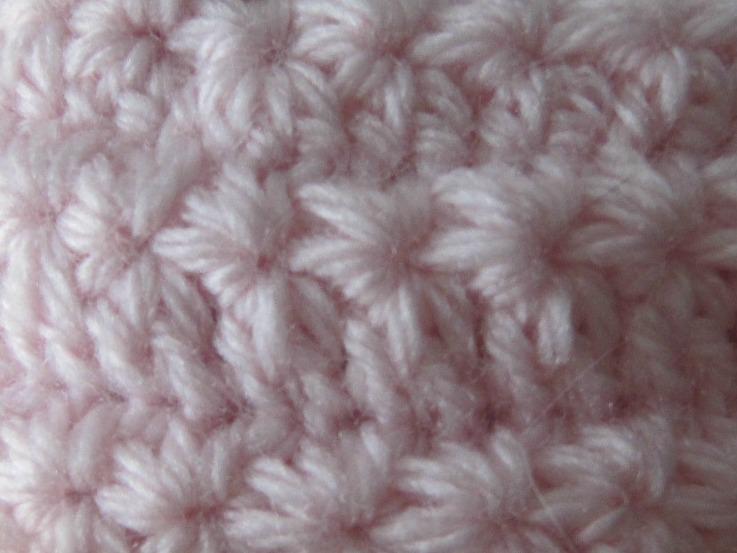 TeaBeans  Pink Star Stitch Baby Beanie 58aedd1672a