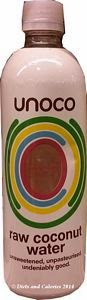 Unococo raw coconut water