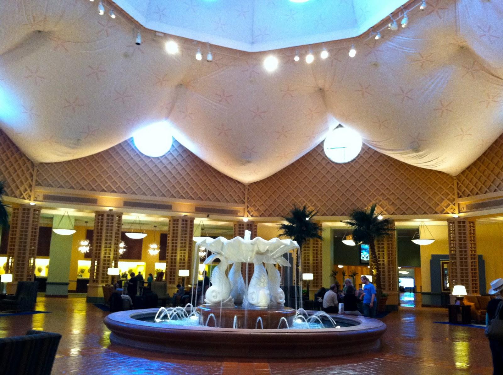 Review The Walt Disney World Swan Dolphin Resort The World Of Deej