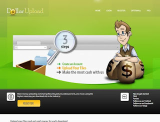 dollarupload, situs upload fileterbaik, paid per download