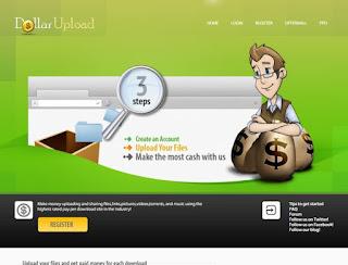 dollarupload, situs upload fileterbaik, paid per download