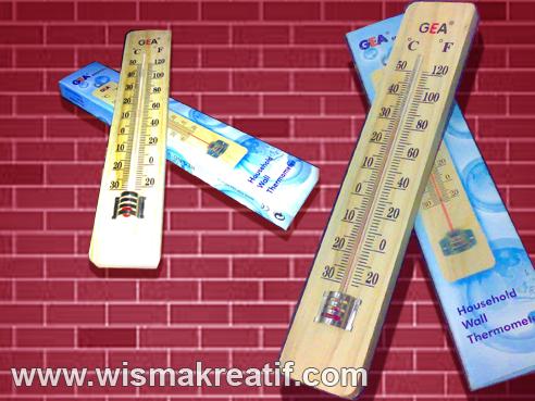 Harga Thermostat Kapsul dan Termometer Ruangan terbaru 2014