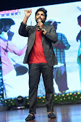 Allu Arjun at Oka Manasu Audio launch-thumbnail-2